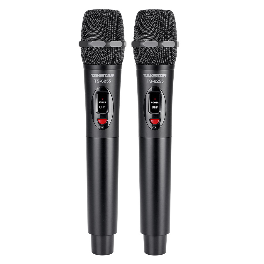 Takstar TS-6255 UHF wireless handheld microphone