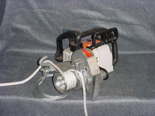 Simpson Capstan Rope Winch CS-CW