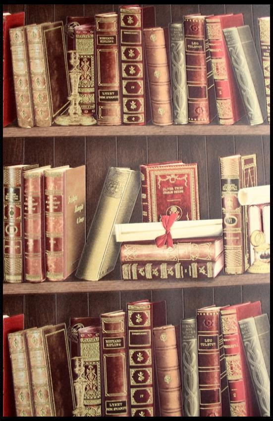 фотообои книги: