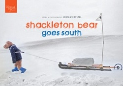 Shackleton Bear goes south