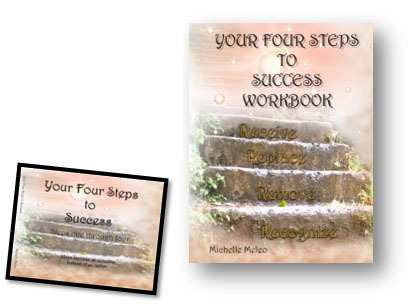 Your Four Steps to Success e-course