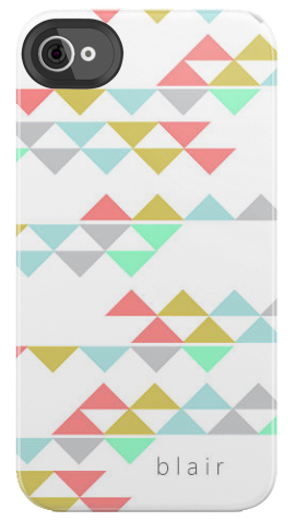 Tiny Triangle iPhone Case