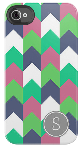 Thick Arrows iPhone Case