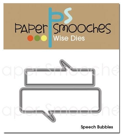 Speech Bubbles Dies