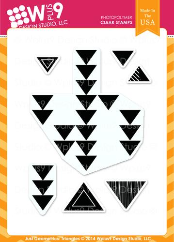 Just Geometrics:  Triangles