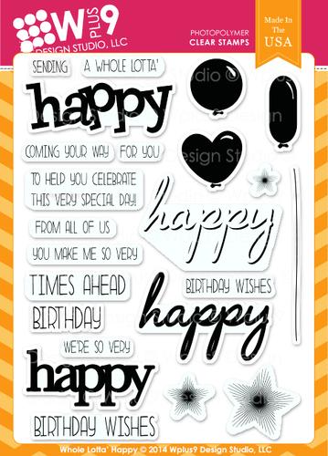 Whole Lotta' Happy
