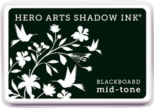 Blackboard Shadow Ink