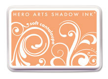 Soft Cantaloupe Shadow Ink