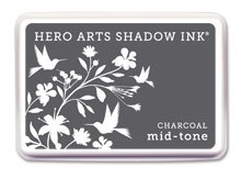 Charcoal Shadow Ink