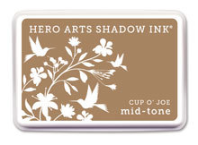 Cup O' Joe Shadow Ink