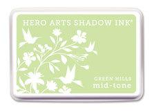 Green Hills Shadow Ink