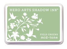 Field Greens Shadow Ink