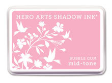 Bubble Gum Shadow Ink