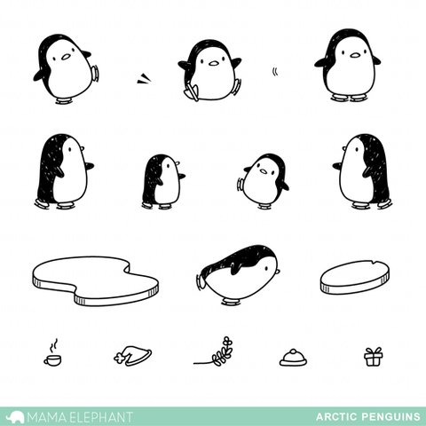 Arctic Penguins