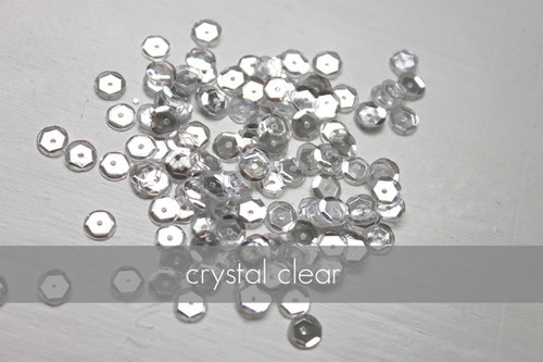 Crystal Clear Sequins