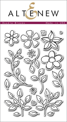 Doodle Blooms