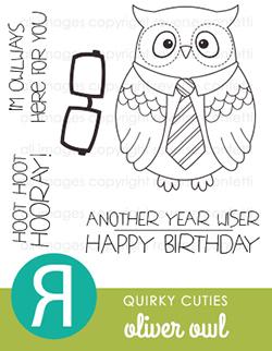 Oliver Owl