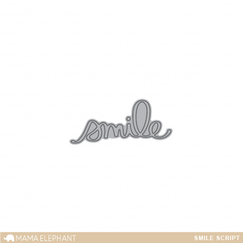 Smile Script Creative Cuts