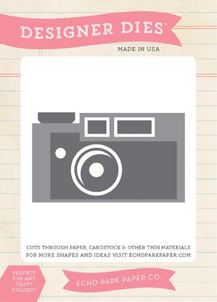 Camera Die Set #2