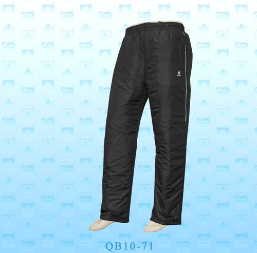 Qb10 71 мужские утепленные брюки