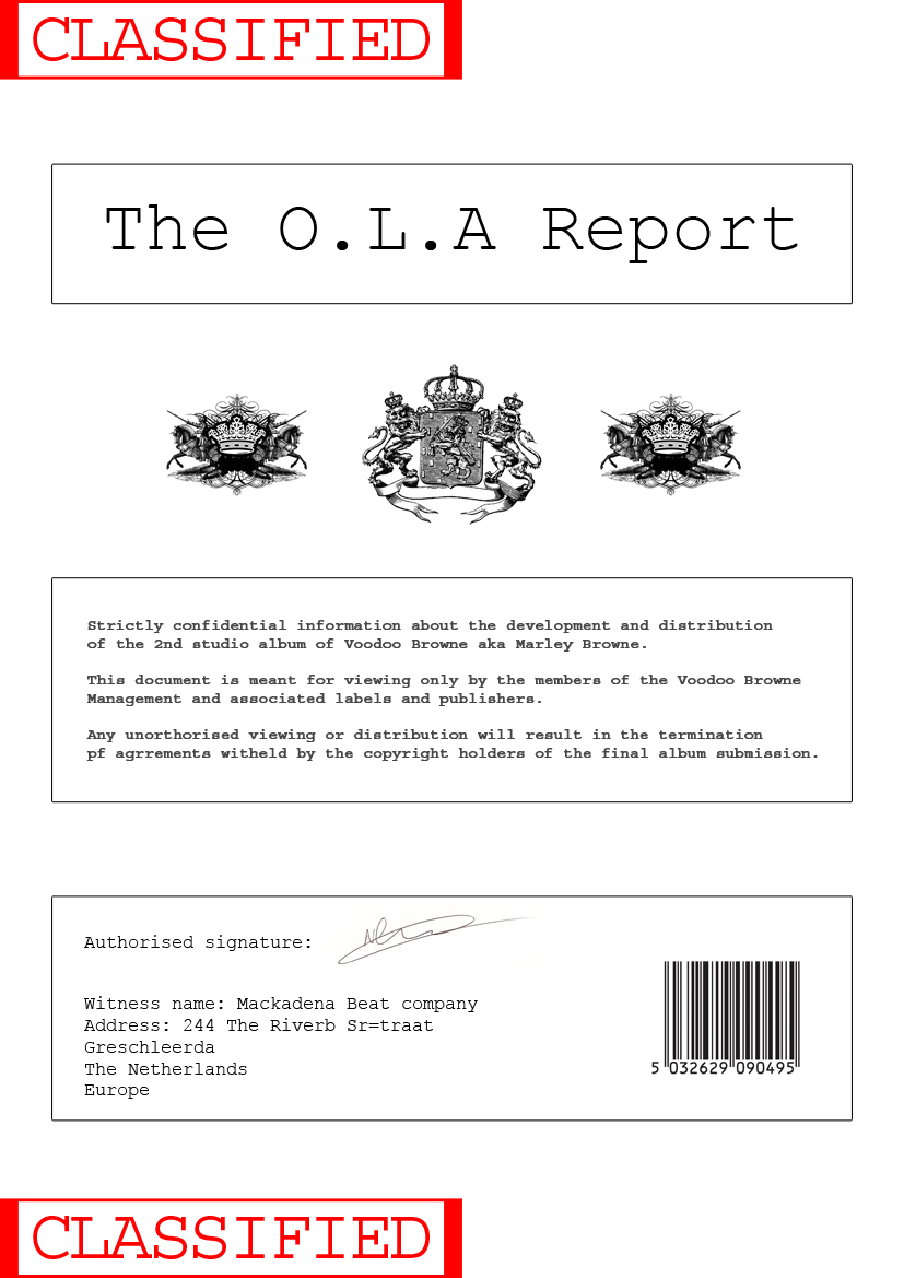 Classified Report