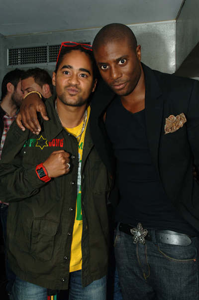 VB & Leo the Lion (The Streets)