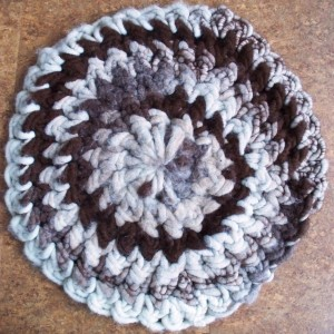 Alpaca Rug Crochet Class