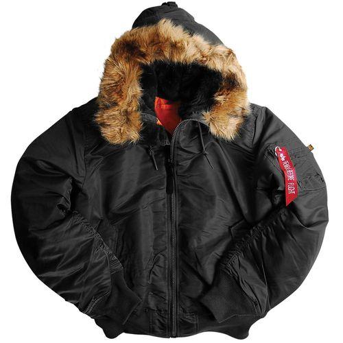 Куртка MA-1 Hooded