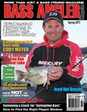 074470721703-11-02 2011 Spring Issue #2 BASS ANGLER Magazine