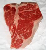 BEEF Steaks T-Bone - grass fed, Individually vacuum sealed