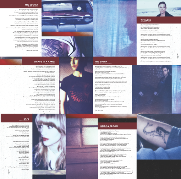 Gatefold Side 1