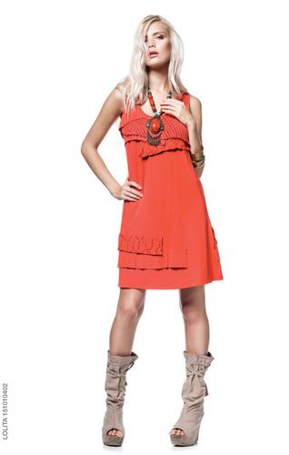 Maloka Tropical Hibiscus Dress