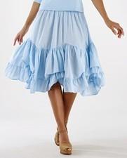 Maloka Positano Ruffled Skirt
