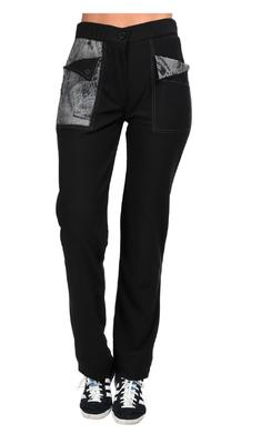 SQuise Paris Inverted Pocket Pants