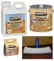 Intensive Cleaning/Repair Kit for oil floors