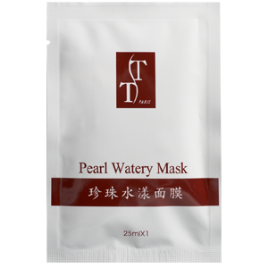 TT Pearl Watery Mask / TT 珍珠水漾面膜
