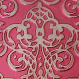 Princess Pink Metal Sheet