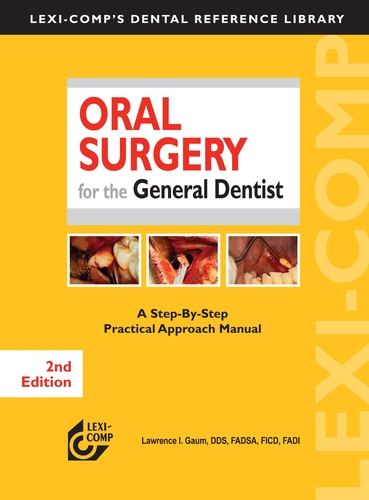 Oral Surgery Book For The General Dentists