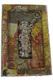 990 990.  Калейдоскоп: Брелок-украшение черн. - оригинальный калейдоскоп-украшение на длинной цепочке.