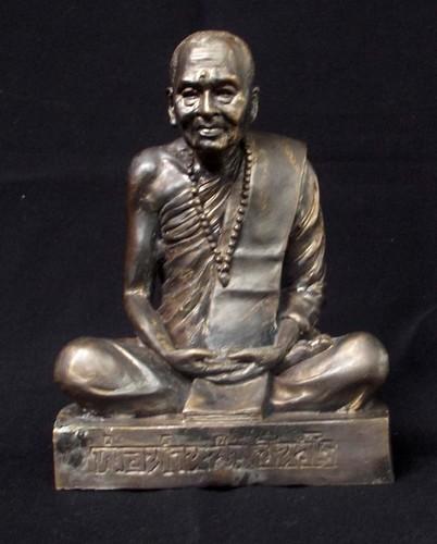 Ajarn Nam Bucha Statue