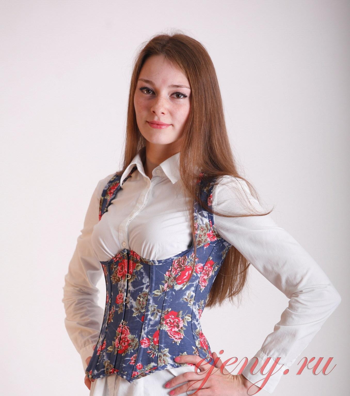 Блузка Корсет Купить Казань