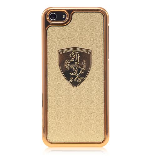 Кейс с логотипом Ferrari для iPhone 5