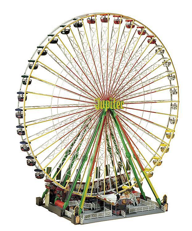 Faller 140470 Jupiter Ferris Wheel Front