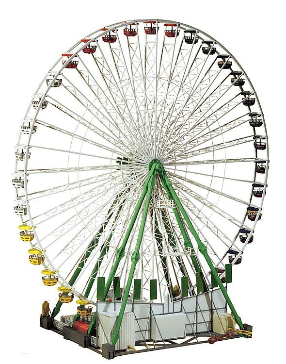 Faller 140470 Jupiter Ferris Wheel Back