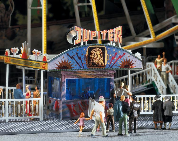 Faller 140470 Jupiter Ferris Wheel Ticket Booth