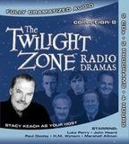 THE TWILIGHT ZONE RADIO DRAMAS Collection 8 (5 CD set)