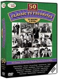 CLASSIC TV'S ALL-TIME FAVORITES (50 shows on 6 DVDs)