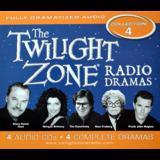 THE TWILIGHT ZONE RADIO DRAMAS Collection 4 (4 CD set)