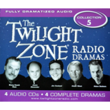 THE TWILIGHT ZONE RADIO DRAMAS Collection 5 (Digital Download)
