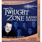THE TWILIGHT ZONE RADIO DRAMAS Collection 6 (Digital Download)